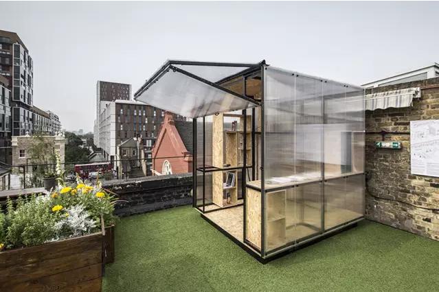 【a彩娱乐】为创意人员打造的模块化弹出式工作室空间